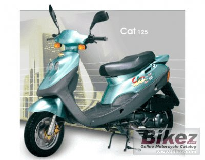 Adly Cat 125 S 2008