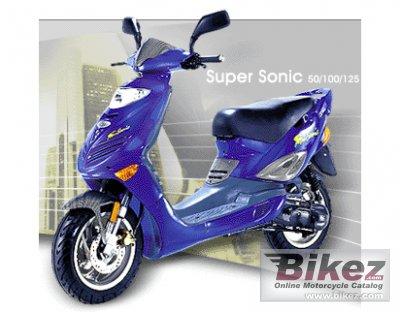 Adly Super Sonic 50 2008