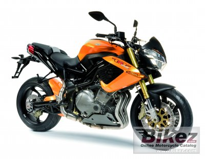 Benelli Tornado Naked Tre 899 s 2008