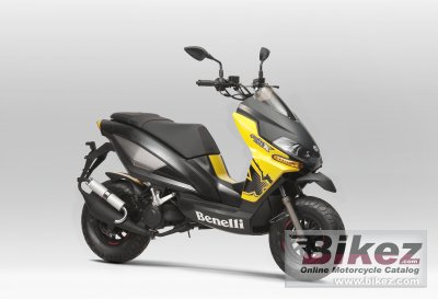 Benelli QattroNove X On Road 2010