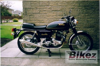 Norton Commando 850 Interstate 1975