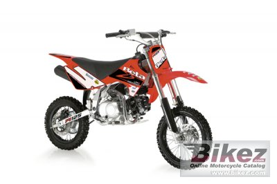 Beta Minicross R125 2010
