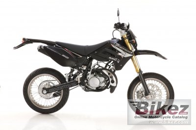 Sherco SM 0.5 Black Panther 2011