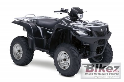 Suzuki KingQuad 750AXi Limited 2009