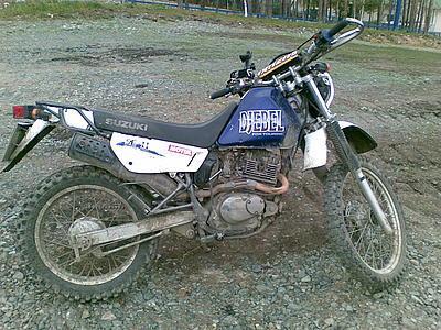 Suzuki Djebel 200 2002