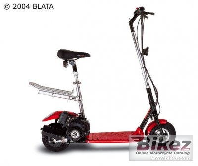 Blata Blatino Scooter Kit plus Carrier 2007