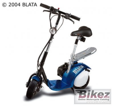 Blata Blatino Scooter Small kit plus Carrier 2007