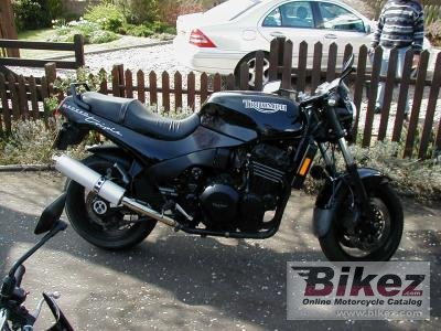 Triumph Speed Triple 1995