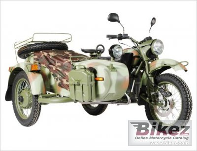 Ural Gear-Up 750 2007