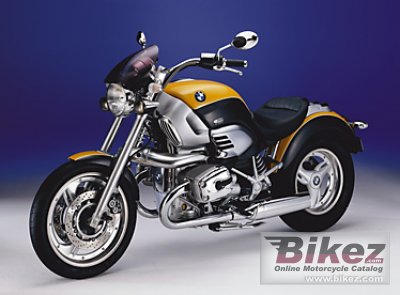BMW R 1200 Independent 2001