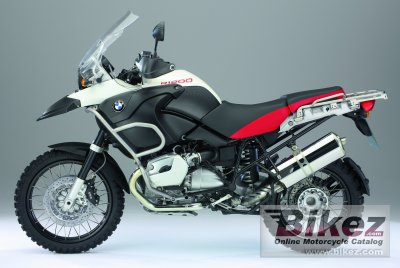 BMW R 1200 GS Adventure 2006