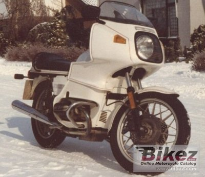 BMW R 100 RS 1983