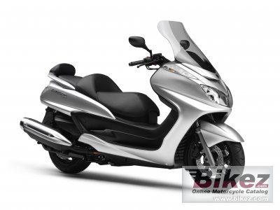 Yamaha Majesty 400 2008
