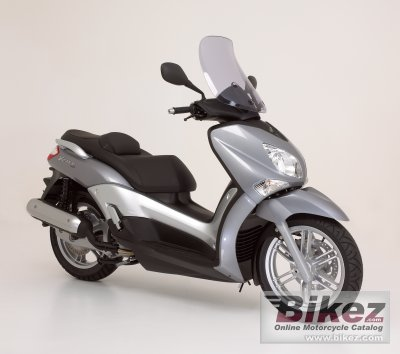 Yamaha X-City 125 2008