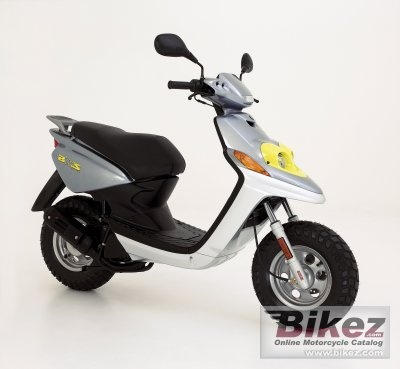 Yamaha BWs Next Generation 2008
