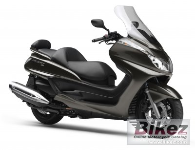 Yamaha Majesty 400 ABS 2008