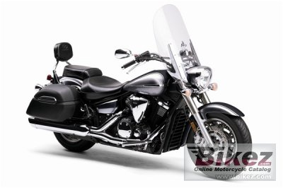 Yamaha V Star 1300 Tourer 2008