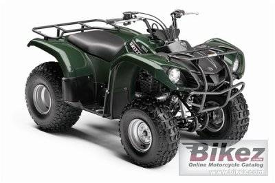 Yamaha Grizzly 125 Automatic 2009