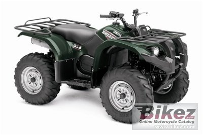 Yamaha Grizzly 450 Auto 4x4 IRS 2009