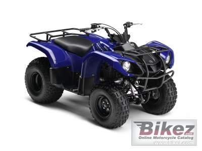 Yamaha Grizzly 125 2011