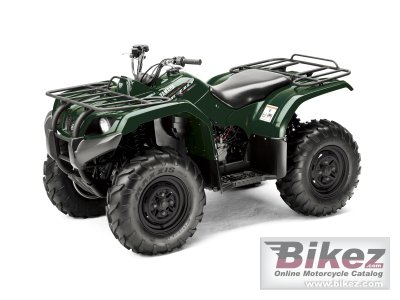 Yamaha Grizzly 350 2011