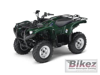 Yamaha Grizzly 700 2011