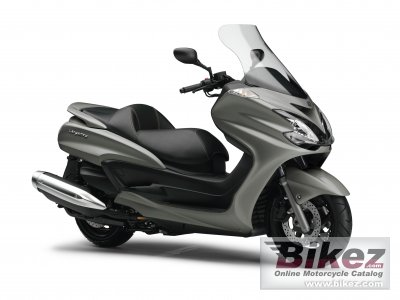 Yamaha Majesty 400 ABS 2011