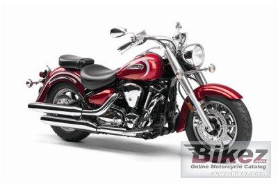 Yamaha Road Star 2011