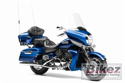 Yamaha Royal Star Venture S 2011