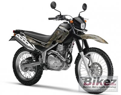 Yamaha Serow 250 25th Anniversary Special 2011