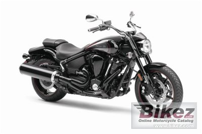 Yamaha Star Midnight Warrior 2011