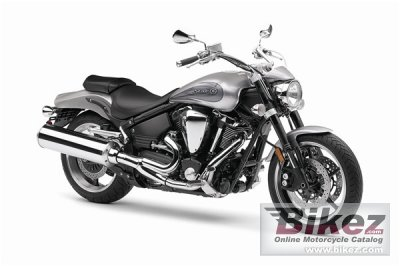 Yamaha Star Warrior 2011