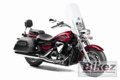 Yamaha V Star 1300 Tourer 2011