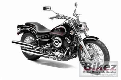 Yamaha V Star Custom 2011