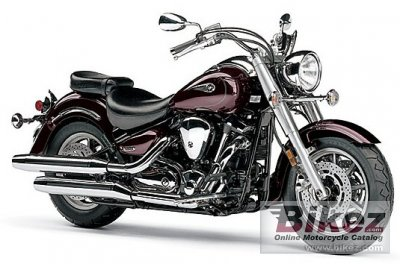 Yamaha Road Star 1700 2005
