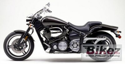 Yamaha XV 1700 Warrior 2003