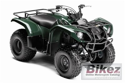 Yamaha Grizzly 125 Automatic 2010