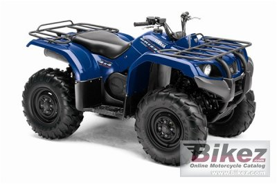 Yamaha Grizzly 350 Auto. 4x4 IRS 2010