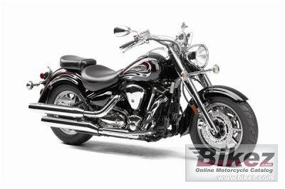 Yamaha Road Star S 2010
