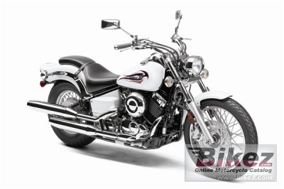 Yamaha V Star Custom 2010