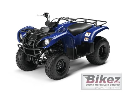 Yamaha Grizzly 125 Automatic 2012