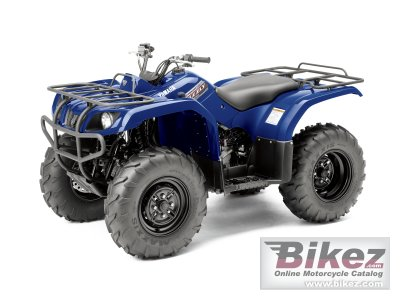 Yamaha Grizzly 350 Auto 4x4 IRS 2012