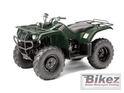 Yamaha Grizzly 350 Automatic 2012