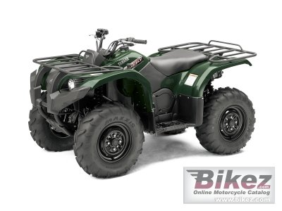 Yamaha Grizzly 450 Auto 4x4 EPS 2012