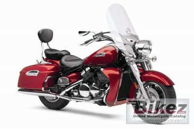 Yamaha Royal Star Tour Deluxe 2012