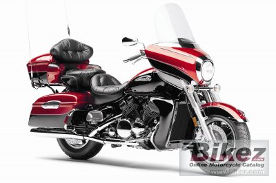 Yamaha Royal Star Venture 2012
