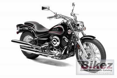 Yamaha V Star Custom 2012