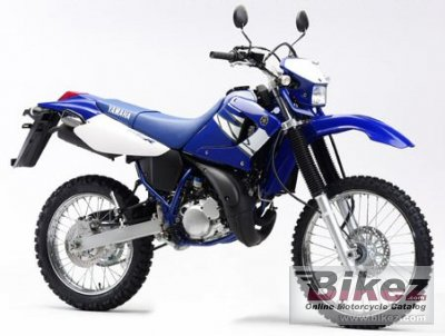 Yamaha DT 125 RE 2004