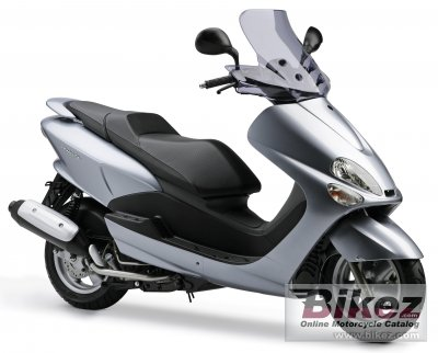 Yamaha Majesty 180 2006