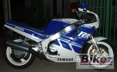 Yamaha FZR 1000 Genesis (reduced effect) 1987